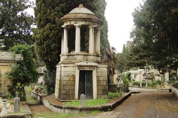 Cimitero monumentale del Verano a Roma