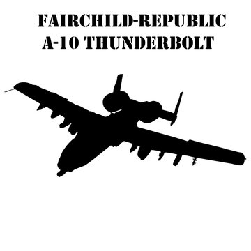 FAIRCHILD-REPUBLIC A-10 THUNDERBOLT