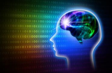 イラスト素材: カラフル人工知能、AI