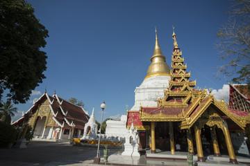 THAILAND LAMPANG WAT PHRA KAEA DON TAO TEMPLE