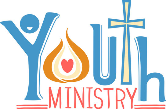 Youth Ministry Lettering