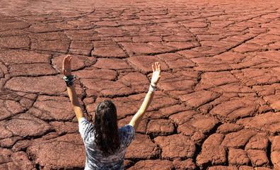 kuraklık ve dua