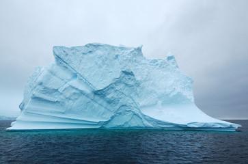 Foto auf Gartenposter Antarktika antarctica iceberg