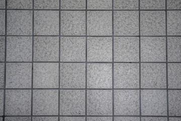 Brick black floor background