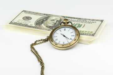 Время равносильно деньгам