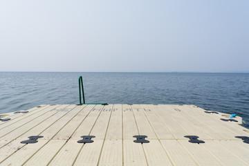 pier mooring