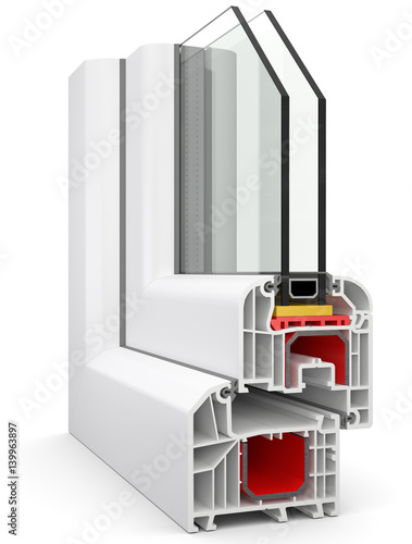 querschnitt eines fensters stockfotos und lizenzfreie bilder auf bild 139963897. Black Bedroom Furniture Sets. Home Design Ideas