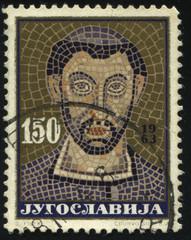 mosaic of Archbishop Eufrasie