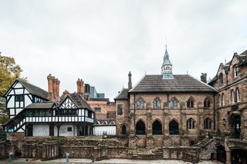 St Mary Priory Gardens, Coventry, England
