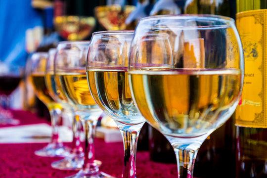14th International Wine Festival in Berehove