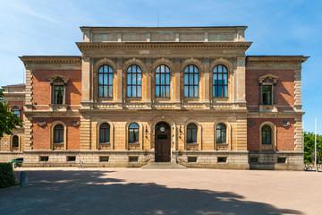University Hall, the main building of Uppsala University in Uppsala, Sweden