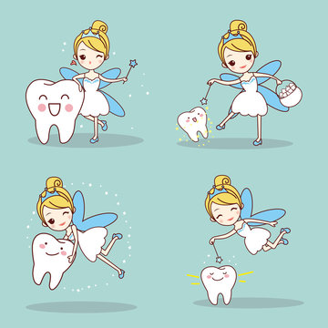 tooth with tooth fairy