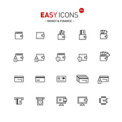 Easy icons 09a Money