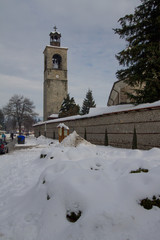 Holy Trinity Church, Bansko, Bulgaria