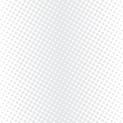 Halftone dots. gray dots on white background