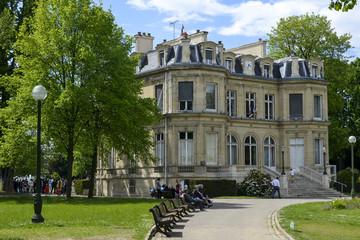 Parc de la Mairie, Choisy le Roi, 94, Val de Marne