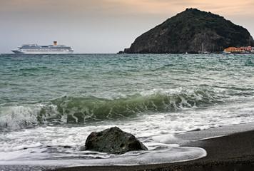 The winter sea 2