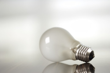 An electric bulb
