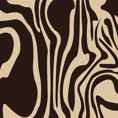 Abstract zebra pattern vector. For wallpaper, tiles, fabrics and designs