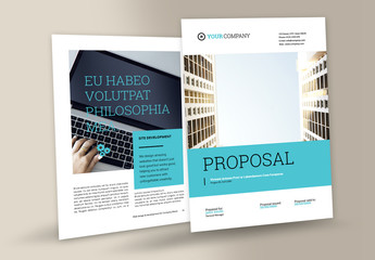 Business Proposal Layout