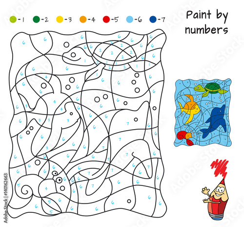 60+ Paint By Number Free Coloring Book And Puzzle Game Download Picture HD