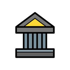 Monument Icon Vector Illustration