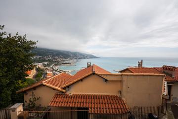 La città vecchia di Mentone, Mentone, Alpi Marittime, Provenza-Alpi-Costa Azzurra, Mar Ligure, Francia