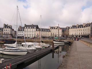 Port de Vannes - Bretagne