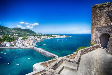 Ischia dal castello aragonese