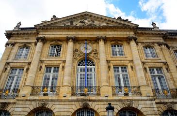 Palais de la Bourse, Bordeaux, France