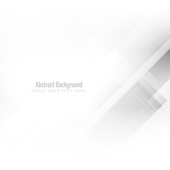 Abstract grey color modern polygonal background