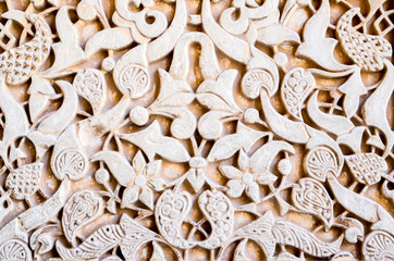 Islamic art decoration