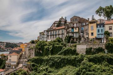 Ribera del Duero en Porto. Portugal