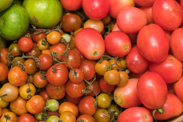 Photo picture of Tomato Fruit Background Texture Pattern