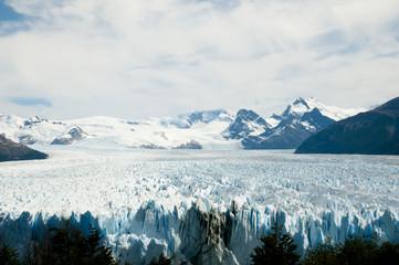Photo sur Plexiglas Glaciers Perito Moreno Glacier - El Calafate - Argentina