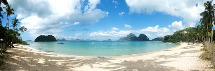 Beach. El Nido, Palawan, Philippines