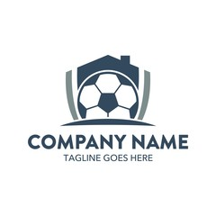 Soccer Unique Logo Template