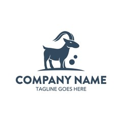Ibex Unique Logo Template