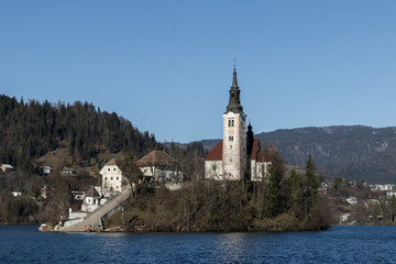 island of bled