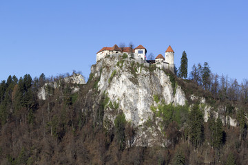 Castle of Bled