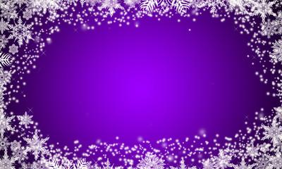 Weihnachtshintergrund für Text