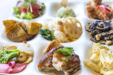 ランチビュッフェ ビュッフェ料理 和食