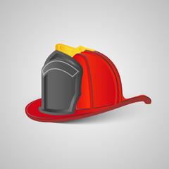 real firefighter helmet
