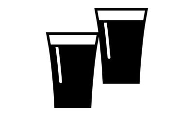 Pictogram - Schnaps, Shot, Shots - Object, Icon, Symbol