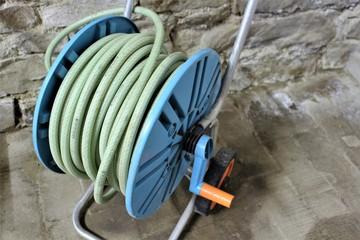 An image of a garden hose