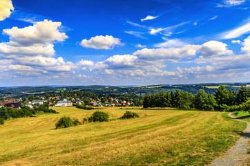 Vogtländische Landschaft