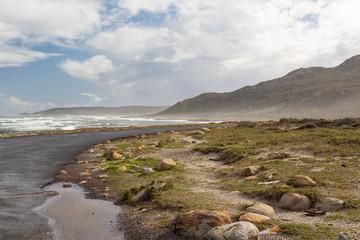 Strand am Kap der guten Hoffnung, Südafrika