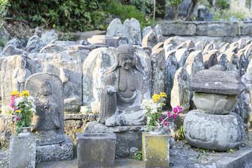須賀神社 庚申塔 お地蔵