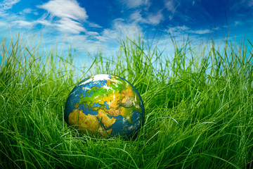 Concept - Earth Day
