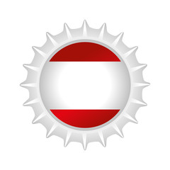 cork soda isolated icon vector illustration design